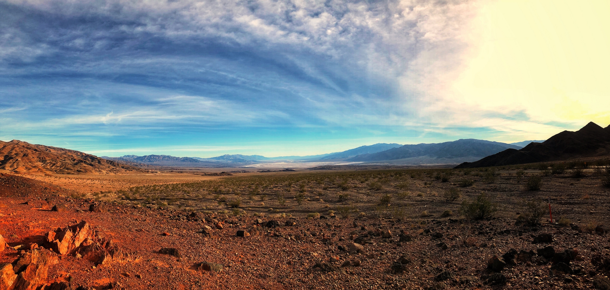 Expanse of Death Valley